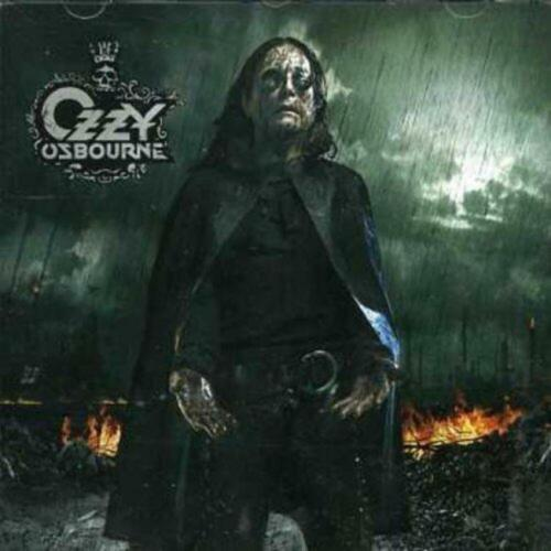 Osbourne, Ozzy - Black Rain - CD - New