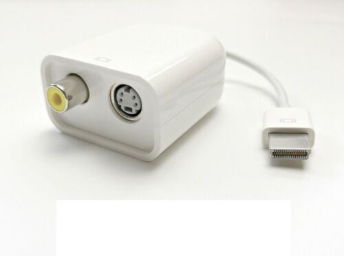 Apple MacBook Air Micro-DVI to Video Adapter MB202G/A