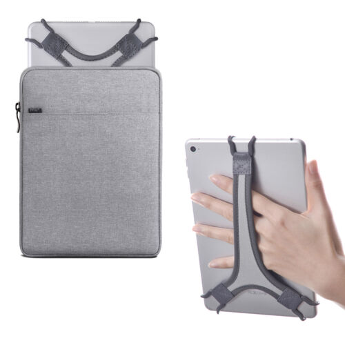 TFY Protective Pouch Bag with Zip Closure, plus Bonus Hand Strap for i Pad mini