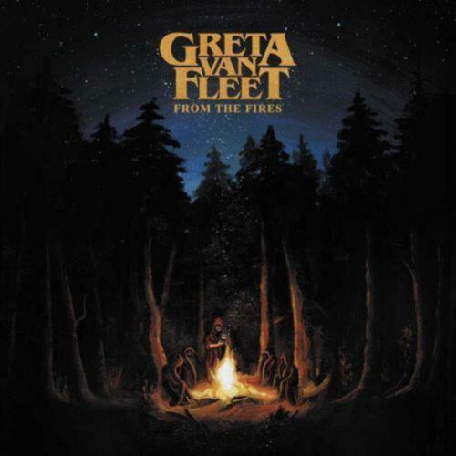 Greta Van Fleet - From The Fires - CD - New
