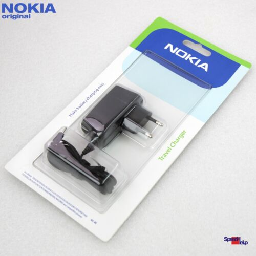 NOKIA Travel Charger: 2 AC-4E Power Adapter Power Supply Mobile Phone