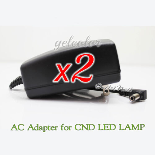 LOT 2 - AC Adapter Replacement CND LED Light 36V 1A Lamp  100-240V YS35-3601000U