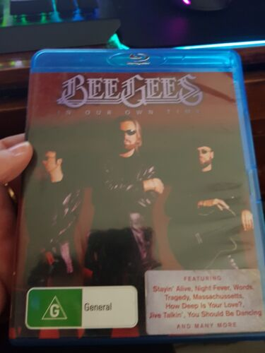 Bee Gees - In Our Own Time -  Blu-Ray -  DVD  - FREE POST