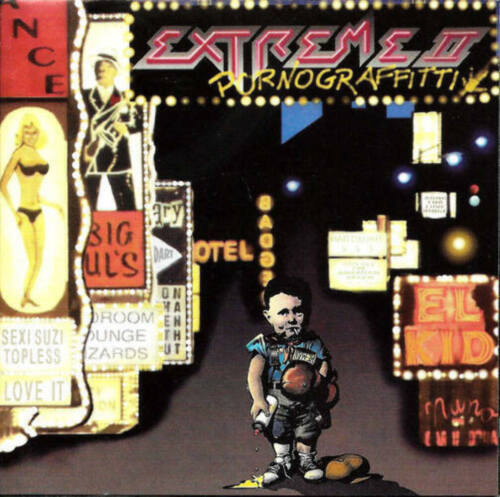 Extreme - Pornograffitti (Euro.) - CD - New