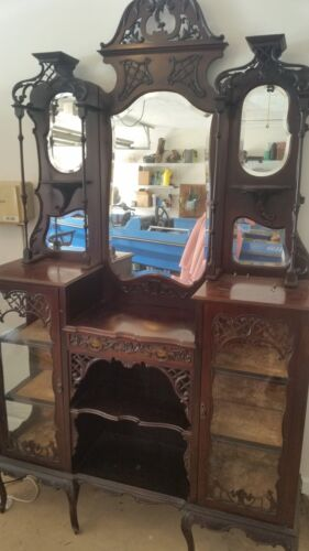 """Beautiful French Etagere 90"""" Tall 54"""" wide"""