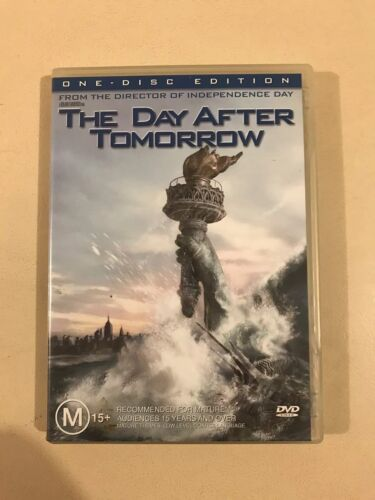 The Day After Tomorrow (DVD, 2006)