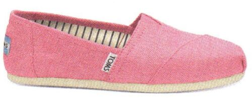 Toms Women's Classic Alpargata Heritage Series New for 2018 Cactus Flower Pink