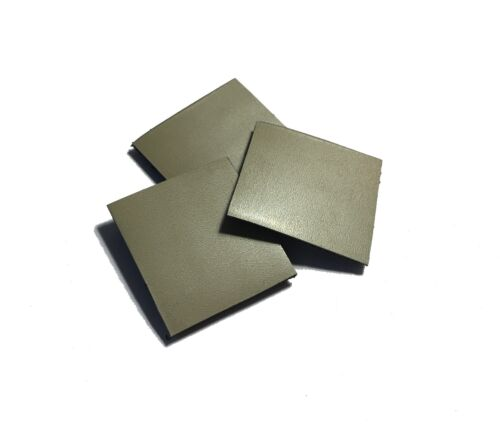 """3 TACTICAL Covert 1""""x1"""" INCH (FLIR) THERMAL REFLECTIVE Patch SQUARES (HOOK/LOOP)Army - 48824"""