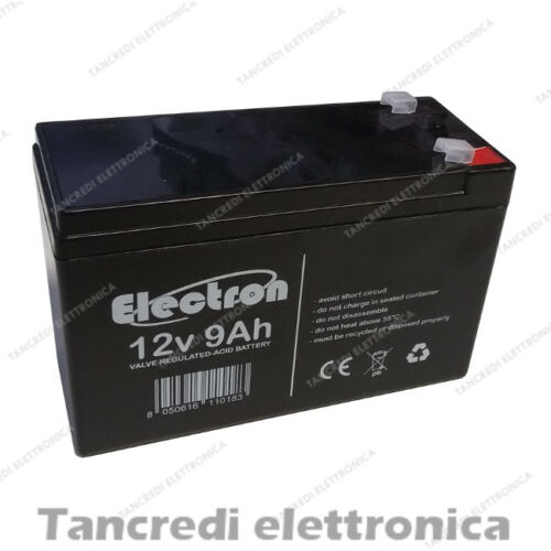 batteria 12 V 8 Ah batterie batteries battery volt ampere car peg perego KB0014