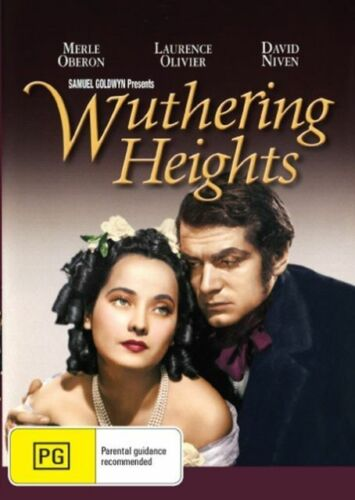 Wuthering Heights DVD New and Sealed Australian Release