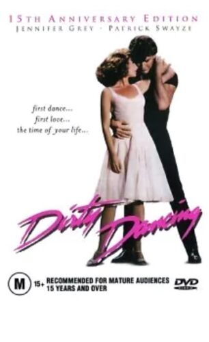 Dirty Dancing DVD Patrick Swayze Anniversary Edition New & Sealed Aus Release