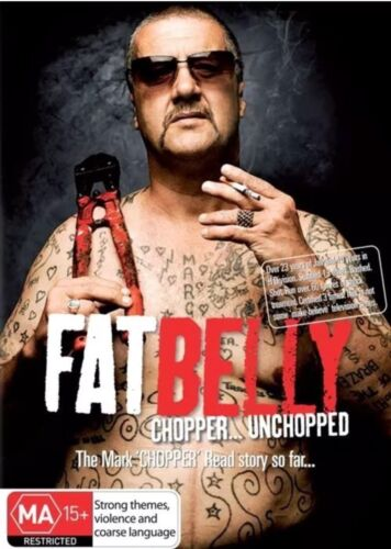 Fat Belly Chopper DVD New and Sealed Australia Region 4