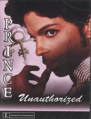 Prince Unauthorized Unauthorised DVD New and Sealed Australia Region 4