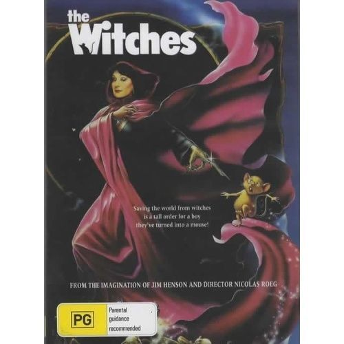 The Witches DVD Brand New and Sealed Australian Release