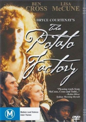 The Potato Factory DVD Lisa McCune New and Sealed Australian Release