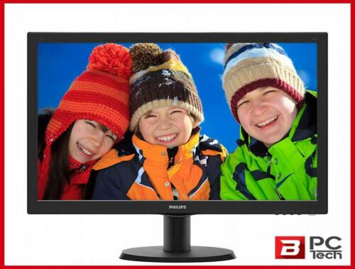 """Philips V Line 24"""" FHD WLED Monitor"""