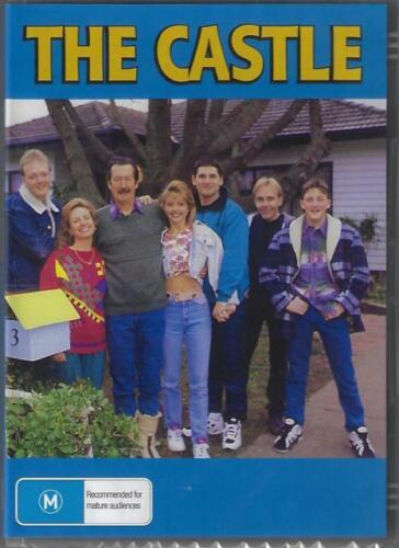The Castle DVD MICHAEL CATON New and Sealed Australia All Regions