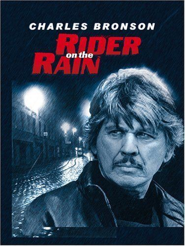 Rider On The Rain DVD Charles Bronson New and Sealed Australia All Regions