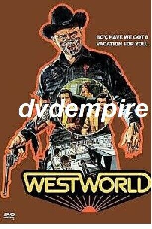 Westworld West World DVD 1973 Yul Brynner New and Sealed Australian Release