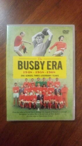 The Busby Era DVD R4 NEW