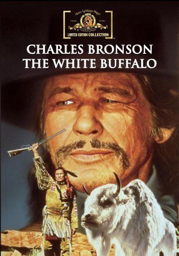 The White Buffalo DVD Charles Bronson New and Sealed Australia All Regions
