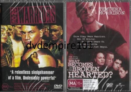 What Becomes Of The Broken Hearted ? Once We were Warriors Set DVD Brand New