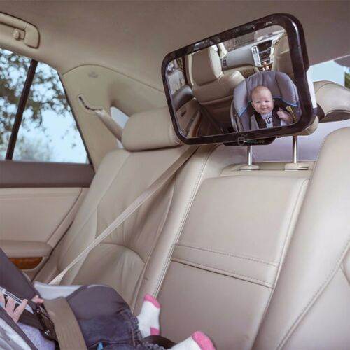 Car Baby Seat Inside Mirror View Back Safety Rear Facing Care Child Infant Free