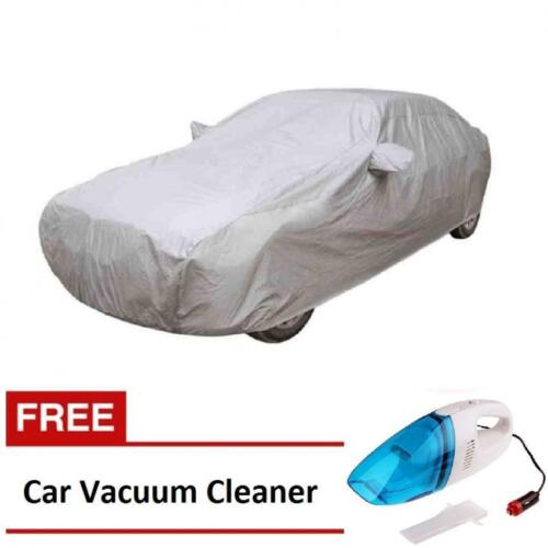 Waterproof Lightweight Nylon Car Cover Sedan with Portable Car Vacuum (Blue) <br/> Same Business Day* Dispatch✔ Powerseller✔