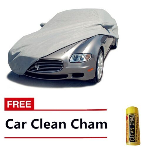 Waterproof Lightweight Nylon Car Cover Sedan with Chamois Towel <br/> Same Business Day* Dispatch✔ Powerseller✔