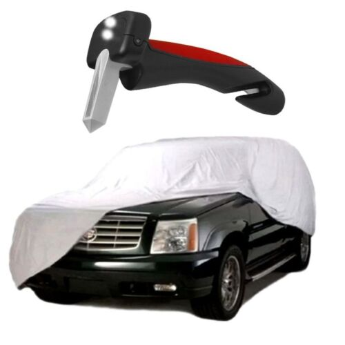 Waterproof Lightweight Nylon Car Cover for SUVs with Portable Car Handle <br/> Same Business Day* Dispatch✔ Powerseller✔