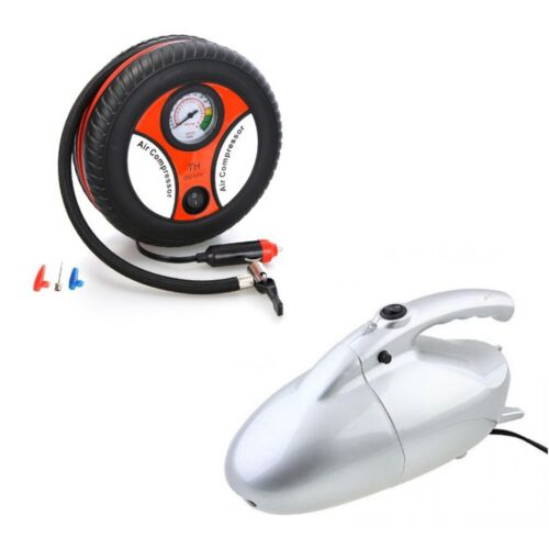 260PSI Auto Car Electric Tire Inflator with JK800 Vacuum Cleaner <br/> Same Business Day* Dispatch✔ Powerseller✔