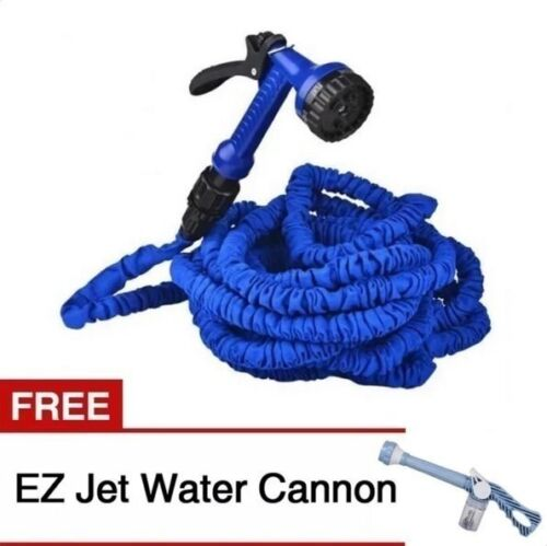 EZ Jet Water Cannon 8-Nozzle with Expandable Hose 150FT <br/> Paypal Accepted✔Same Business Day*Dispatch✔Powerseller✔