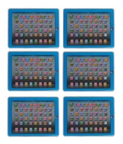 YPAD Multimedia Learning Computer Toy Tool for Kids Machine (Blue) Set of 6 <br/> Same Business Day* Dispatch✔ Powerseller✔
