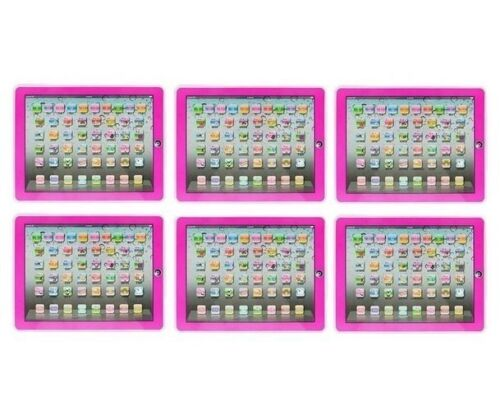 YPAD Multimedia Learning Computer Toy Tool for Kids Machine (Pink) Set of 6 <br/> Same Business Day* Dispatch✔ Powerseller✔