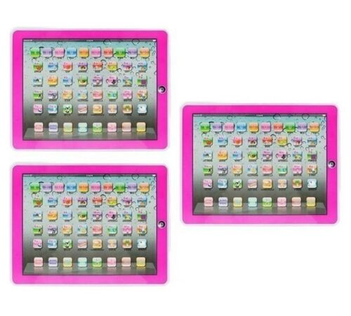 YPAD Multimedia Learning Computer Toy Tool for Kids Machine (Pink) Set of 3 <br/> Same Business Day* Dispatch✔ Powerseller✔