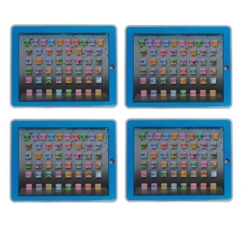 YPAD Multimedia Learning Computer Toy Tool for Kids Machine (Blue) Set of 4 <br/> Same Business Day* Dispatch✔ Powerseller✔