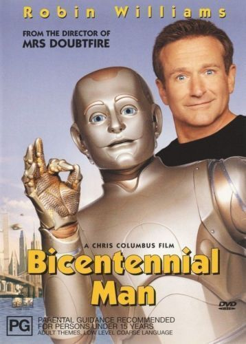 Bicentennial Man DVD ROBIN WILLIAMS Comedy Sci-Fi Fantasy V. RARE BRAND NEW R4