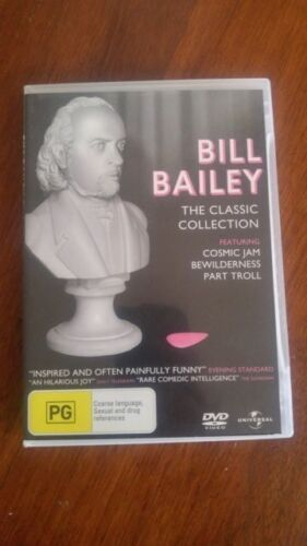 Bill Bailey The Classic Collection DVD