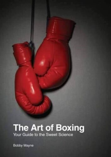 boxing skills tactics mma training book manual conditioning and fitness