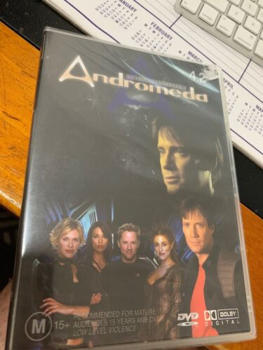 Andromeda : Vol 4 : Part 2 (DVD, 2003) R4 Brand New Sealed
