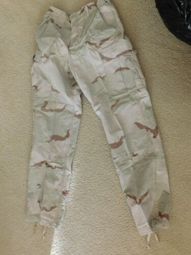 US  ARMY DCU PANTS SIZE SMALL  - LONG Original Period Items - 156451