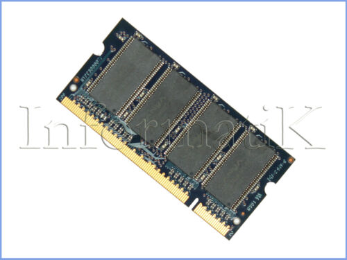 Ram Memory 256MB SODIMM DDR1 DDR333 333MHz PC2700S-2533-1 x Laptop Notebook_main_foto
