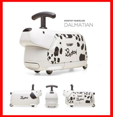Genuine Korea Bontoy Traveler The Multifunctiona Puppy Ride On Toy For Baby A/_r