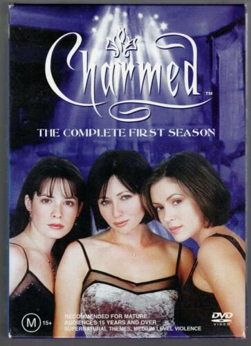 Charmed; Season 1  - DVD, 6 Disc Set