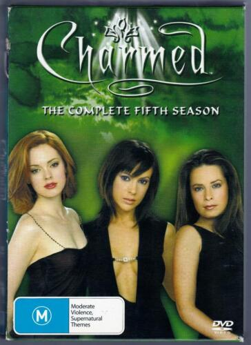 Charmed; Season 5  - DVD, 6 Disc Set