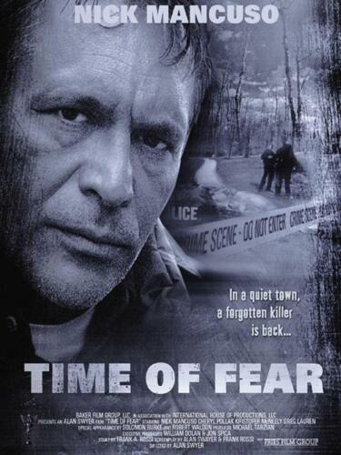 TIME OF FEAR (DVD 2002) REGION FREE - BRAND NEW / SEALED
