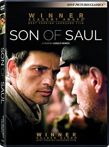 Son of Saul DVD NEW