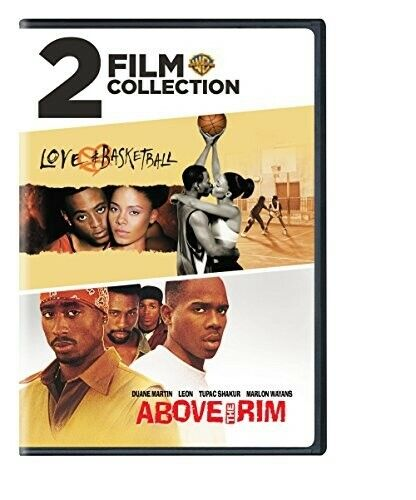 Love and Basketball / Above the Rim DVD NEW