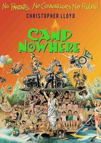 Camp Nowhere DVD NEW