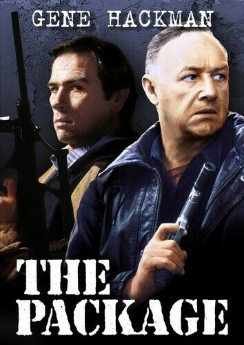 The Package (1989 Gene Hackman) DVD NEW